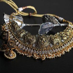 Necklace Choker Set